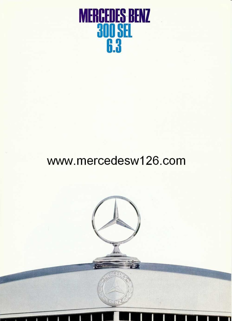 Catalogue de 1967 sur la Mercedes W109 300 SEL 6.3 6l3_1910