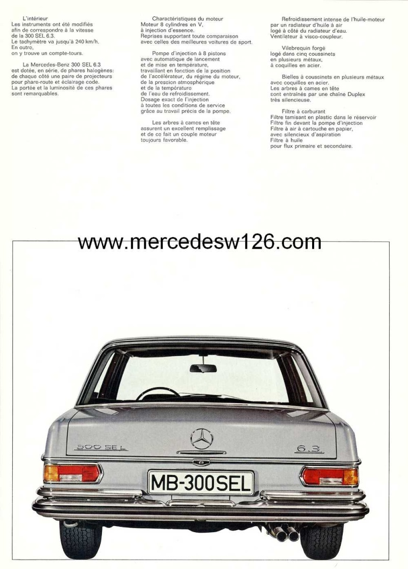 Catalogue de 1967 sur la Mercedes W109 300 SEL 6.3 6l3_1912