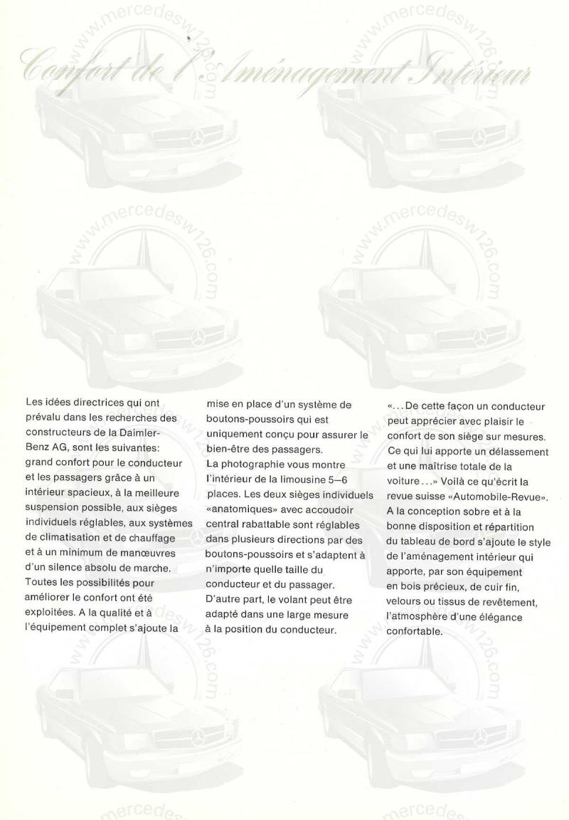 Un autre catalogue de 1965 sur la Mercedes 600 W100 Catalo14