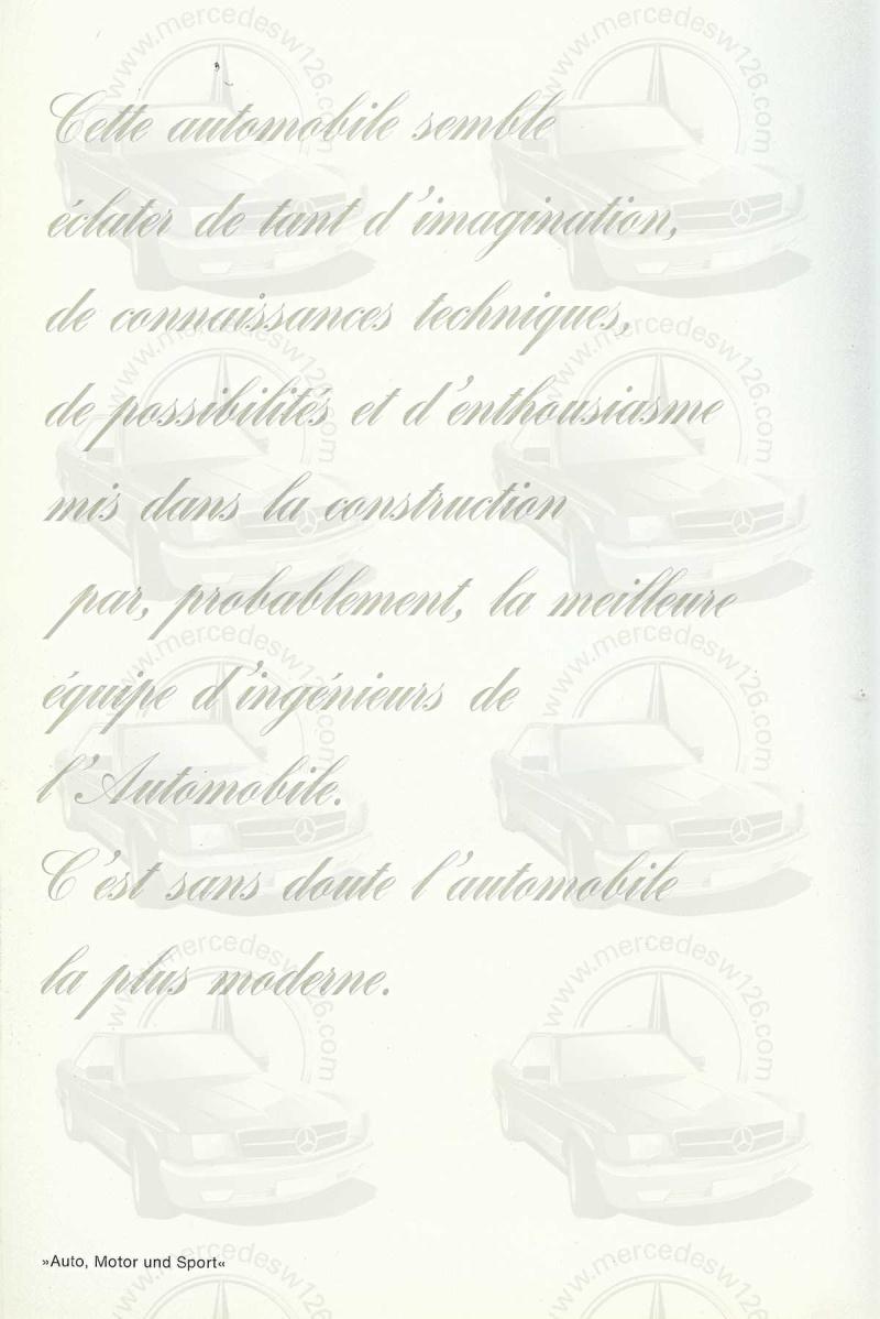 Un autre catalogue de 1965 sur la Mercedes 600 W100 Catalo15