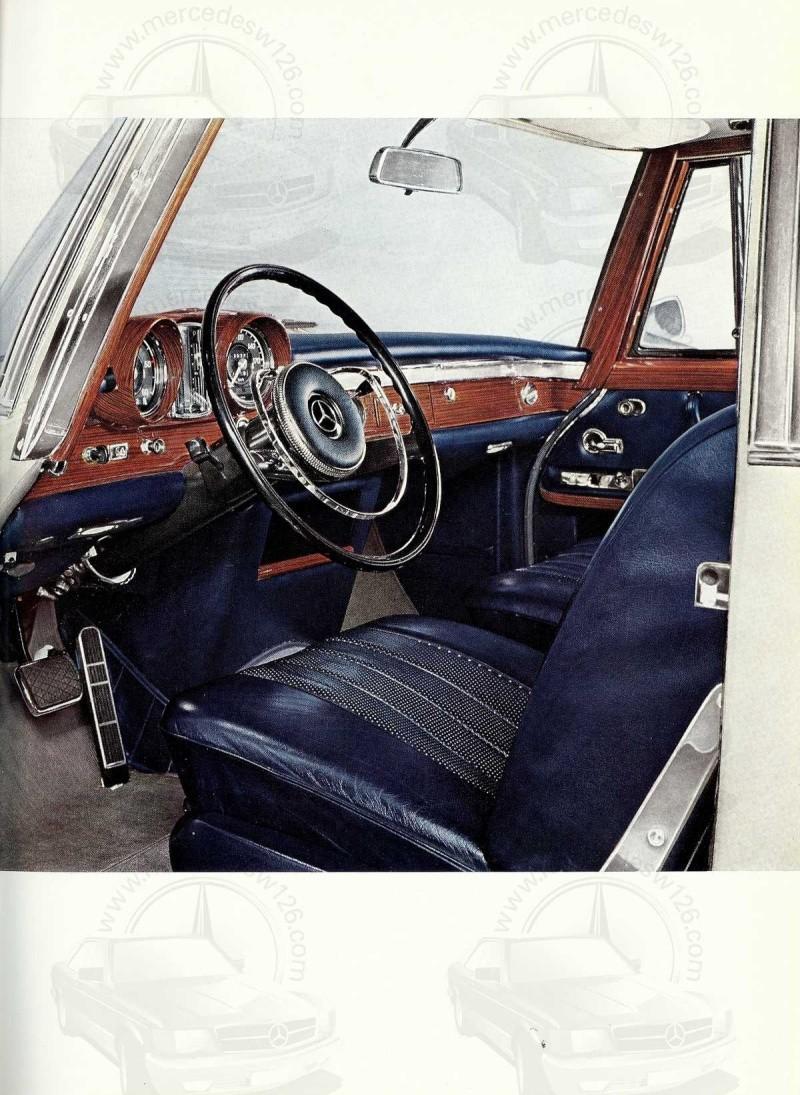 Un autre catalogue de 1965 sur la Mercedes 600 W100 Catalo20