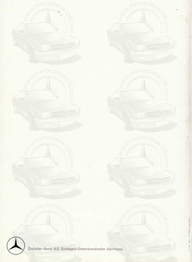 Un autre catalogue de 1965 sur la Mercedes 600 W100 Catalo35