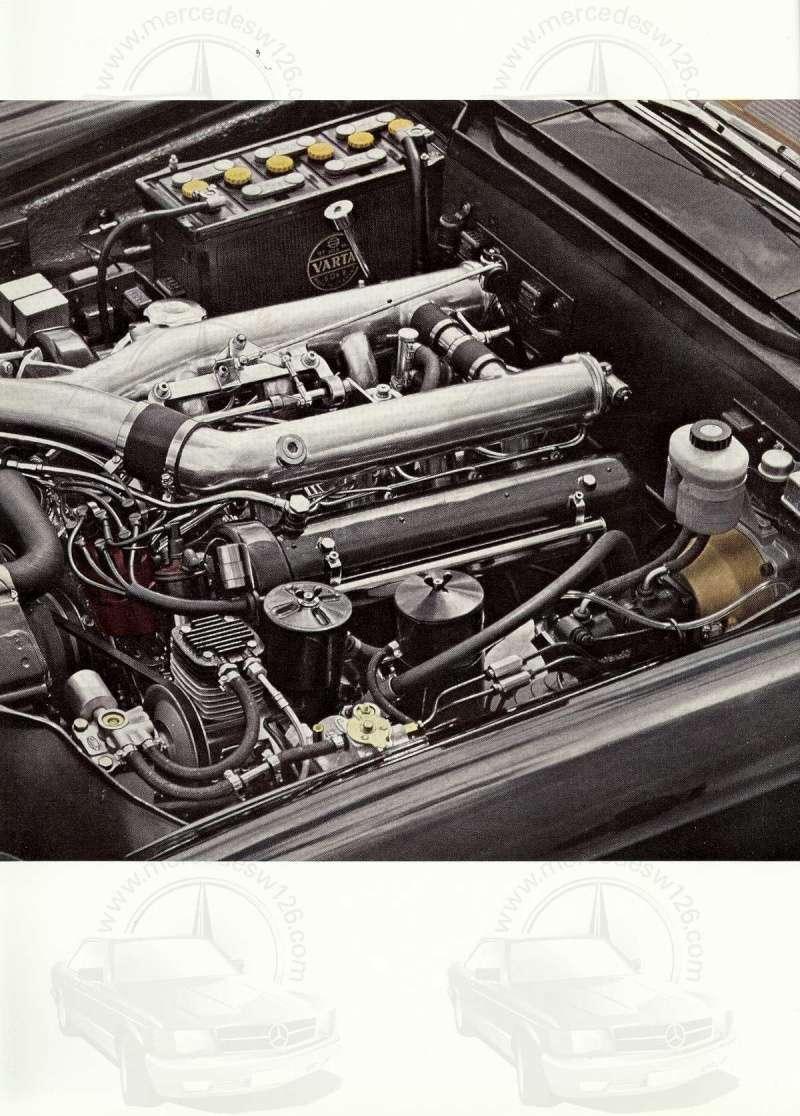 Un autre catalogue de 1965 sur la Mercedes 600 W100 Catalo36