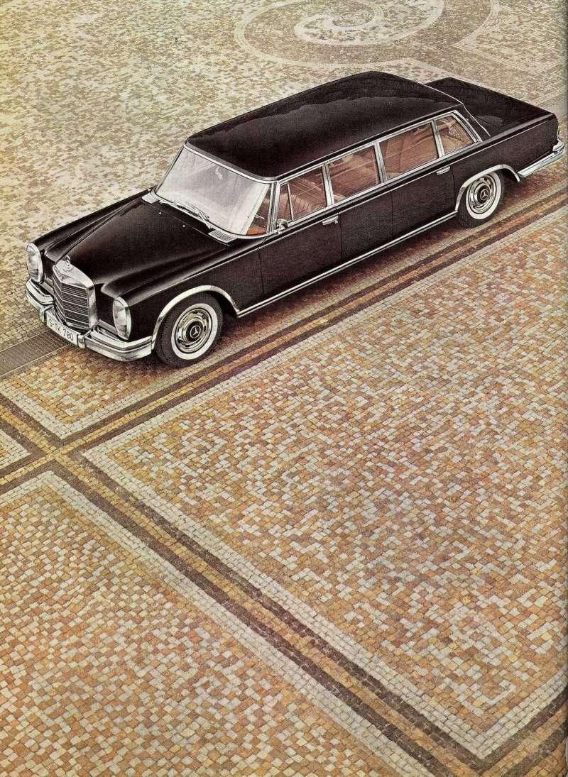 Un autre catalogue de 1965 sur la Mercedes 600 W100 Catalo37