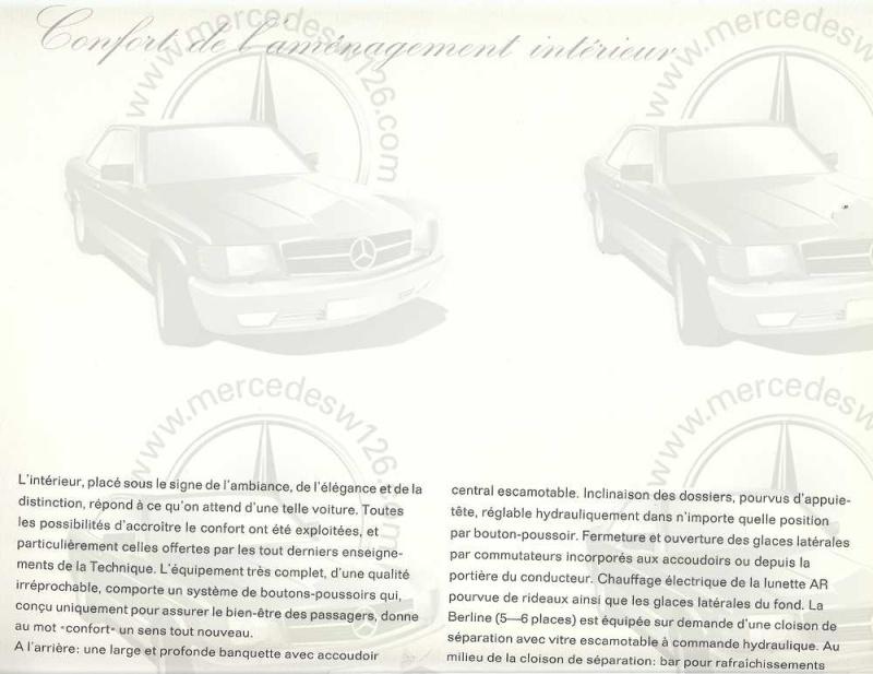 Catalogue de 1965 sur la Mercedes 600 W100 Merced15