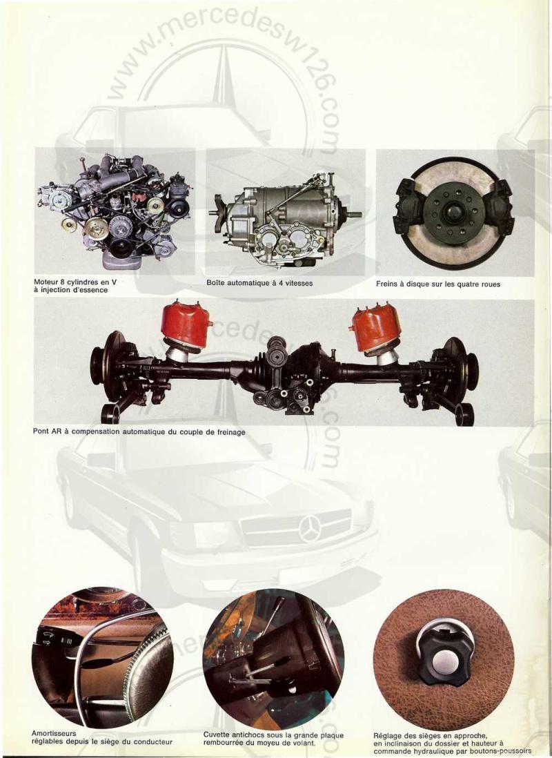 Catalogue de 1968 sur la Mercedes W100 600 W100_117