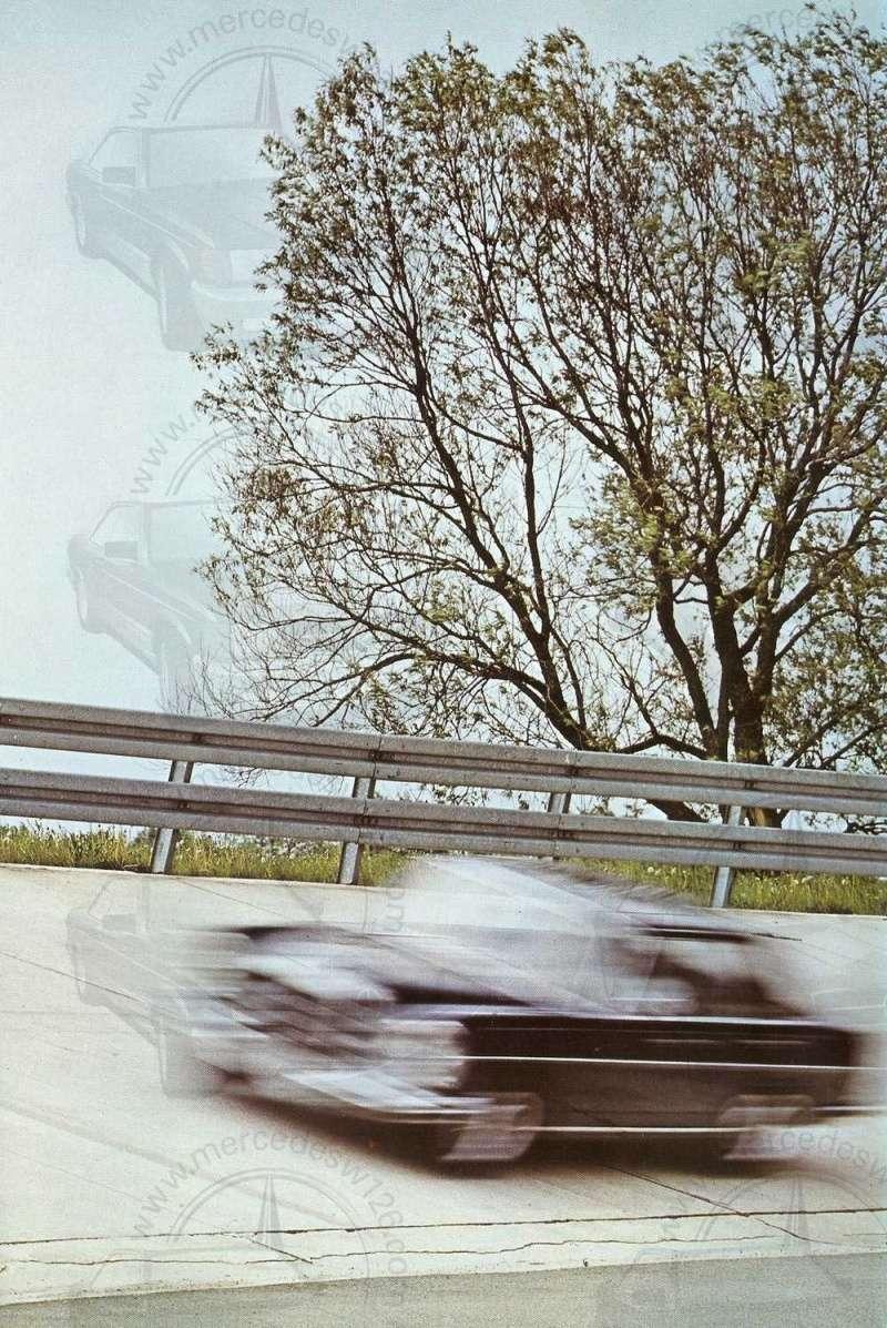 Catalogue de 1965 sur les Mercedes W108 250 S, 250 SE et 300 SE W108_137