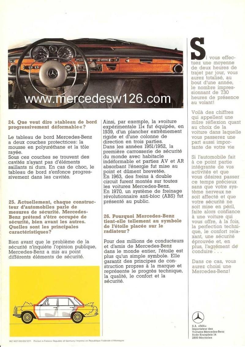 """W108 en 1971: """"Nous répondons à vos questions"""" W108_b12"""