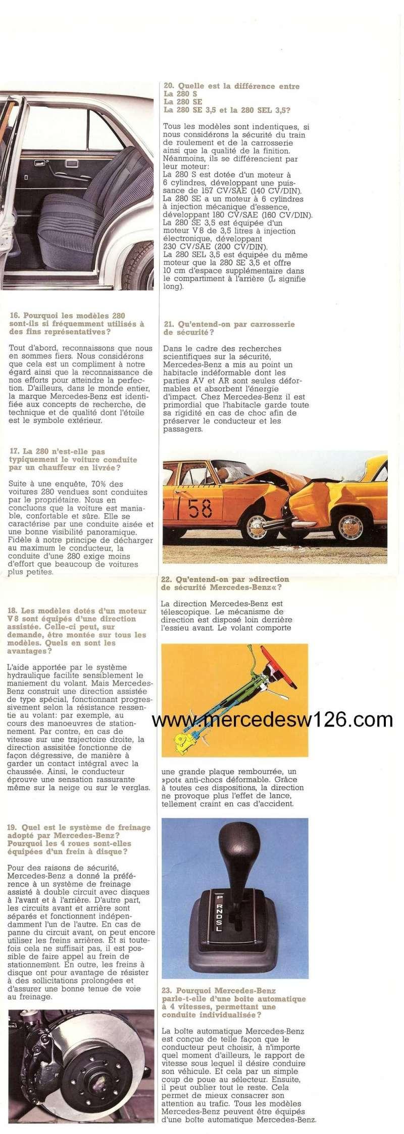 """W108 en 1971: """"Nous répondons à vos questions"""" W108_b13"""