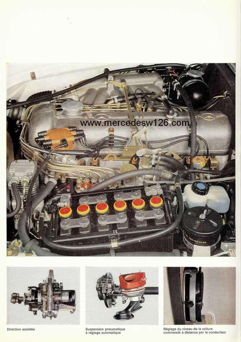 Catalogue de 1967 sur la Mercedes W109 300 SEL W109_334