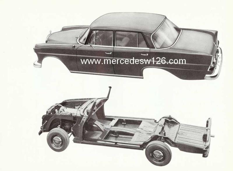 Catalogue de 1964 sur les Mercedes W110 190 & 190 D W110_122