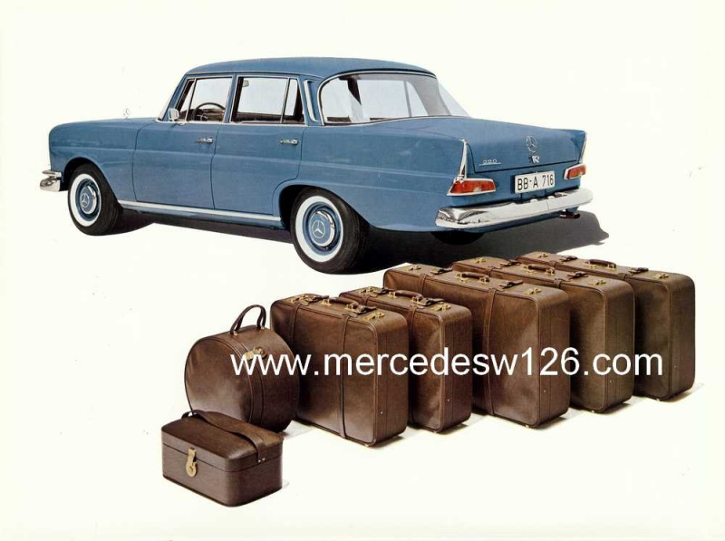 Catalogue de1964 sur la Mercedes W110 220 W110_214