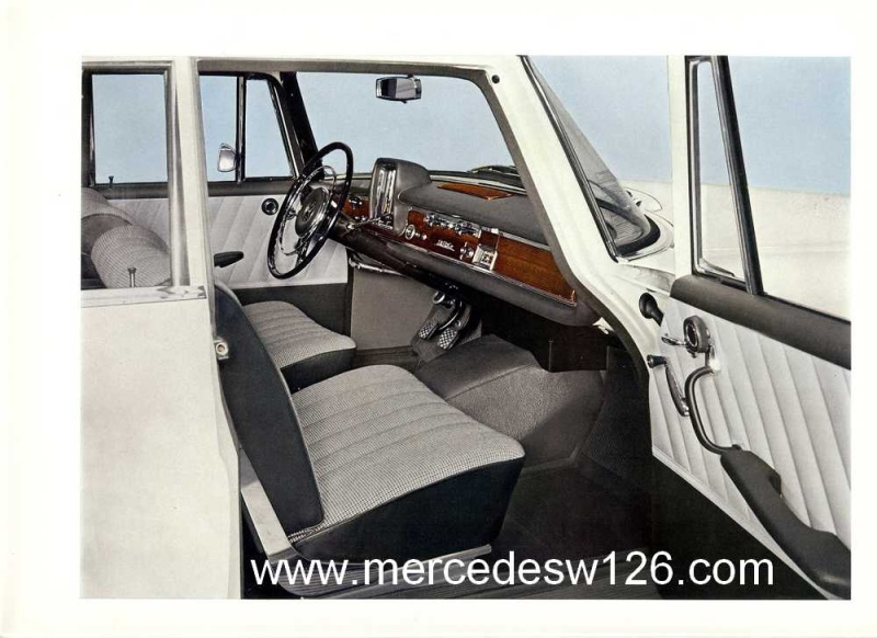 Catalogue de1964 sur la Mercedes W110 220 W110_217