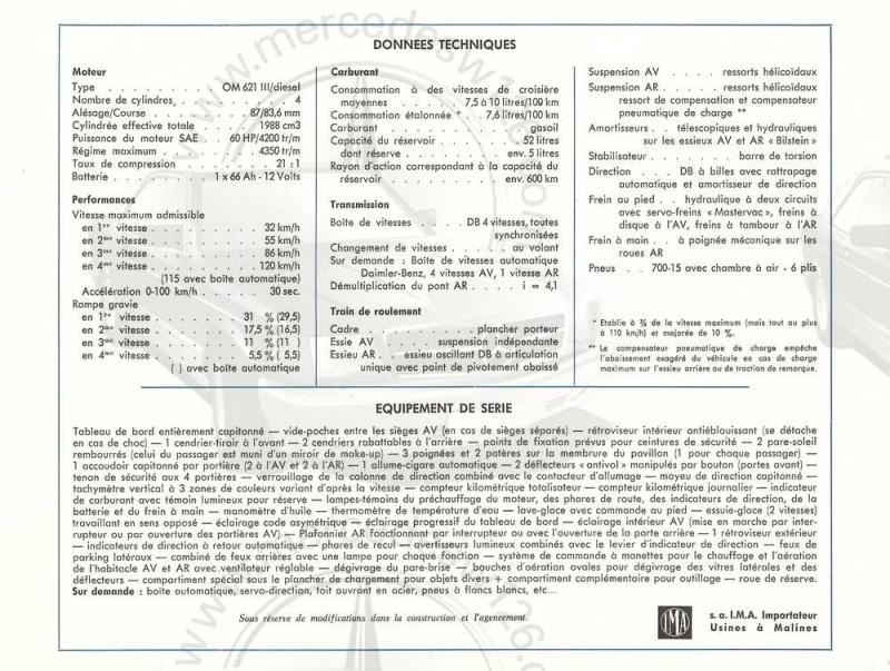"Catalogue de 1965 sur la Mercedes W110 break ""Universal"" W110_u17"