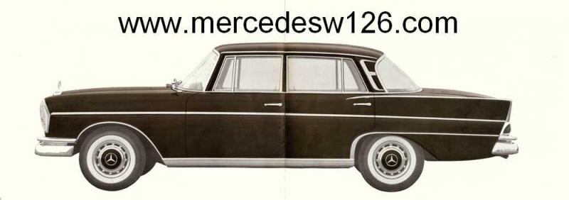 Catalogue de 1961 sur la Mercedes W112 300 SE W112_112