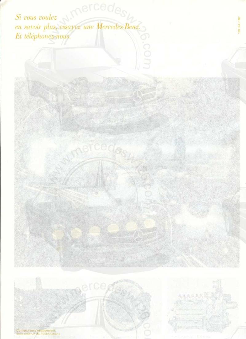 Catalogue de 1967 sur les Mercedes W111 250 SE coupé & cabriolet W112_214