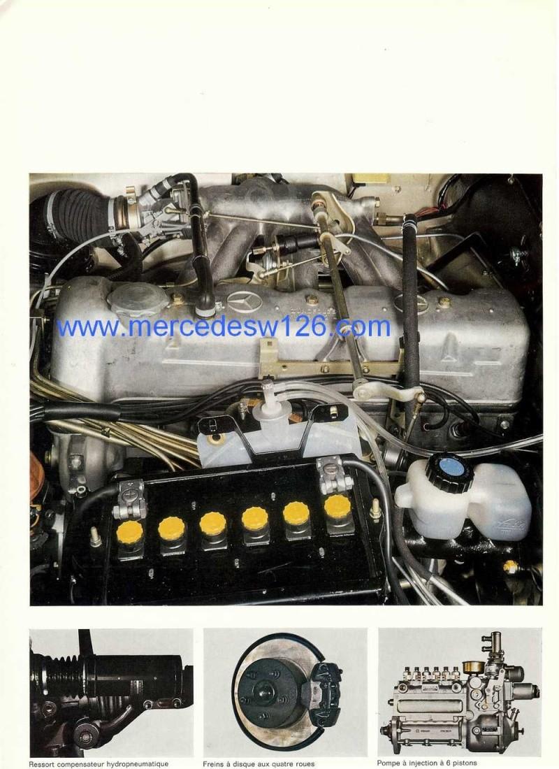 Catalogue de 1967 sur les Mercedes W111 250 SE coupé & cabriolet W112_218