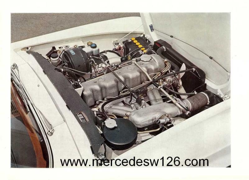 "Catalogue de 1965 sur la Mercedes W113 230 SL ""pagode"" W113_225"