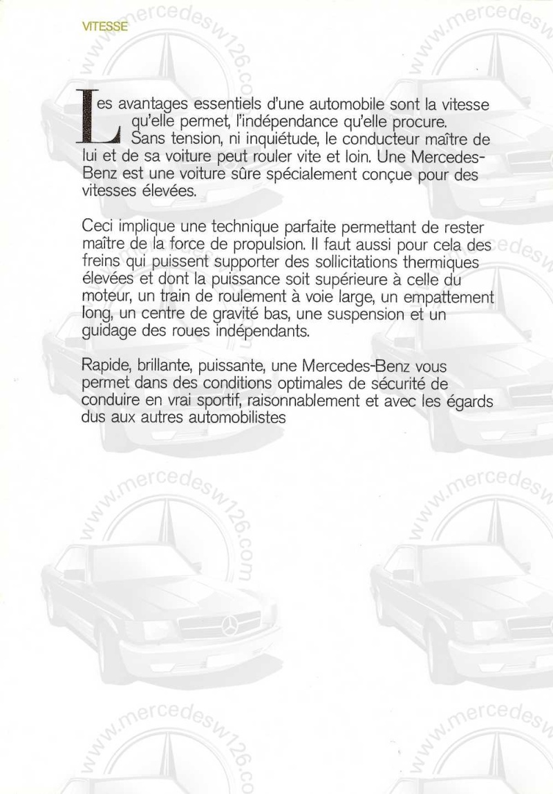 Catalogue de 1972 sur les Mercedes W114 250, 280 & 280 E W114_122