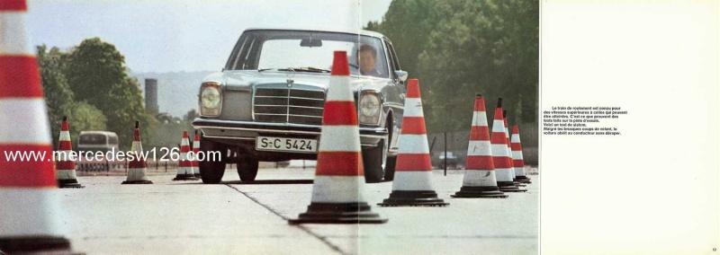 Catalogue de 1969 sur les W114 230 & 250 W114_225