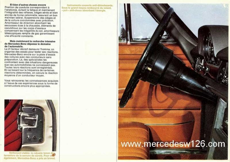Catalogue de 1969 sur les W114 230 & 250 W114_226