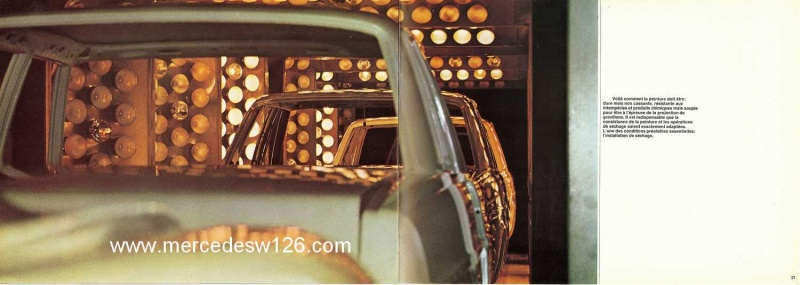 Catalogue de 1969 sur les W114 230 & 250 W114_236