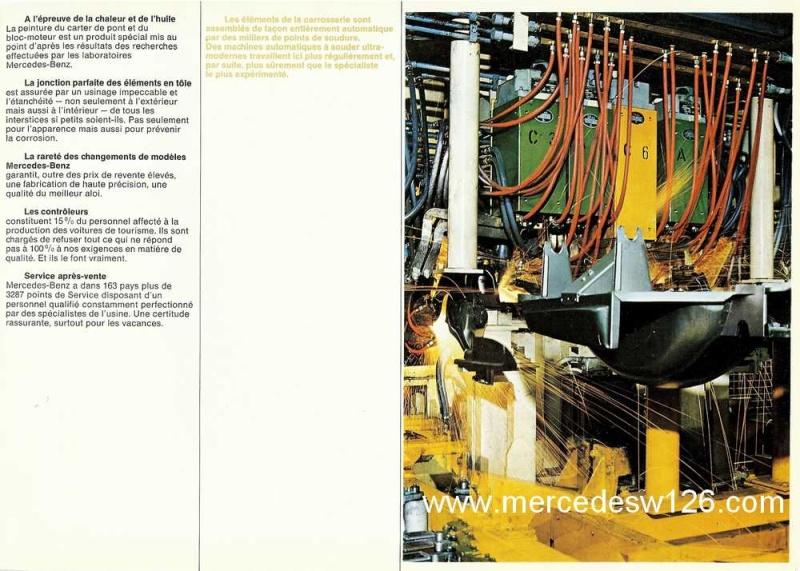 Catalogue de 1969 sur les W114 230 & 250 W114_238