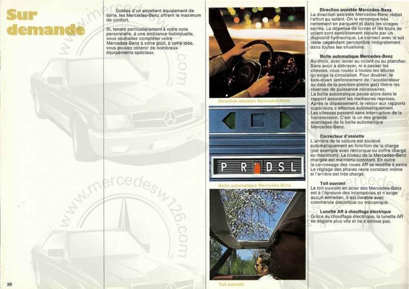 Catalogue de 1969 sur les W114 230 & 250 W114_239