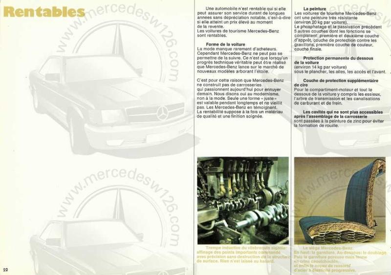 Catalogue de 1969 sur les W114 230 & 250 W114_240