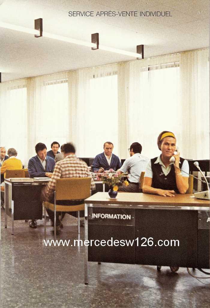 Catalogue de 1974 sur les W114 250 C, 280 C et 280 CE W114_c29