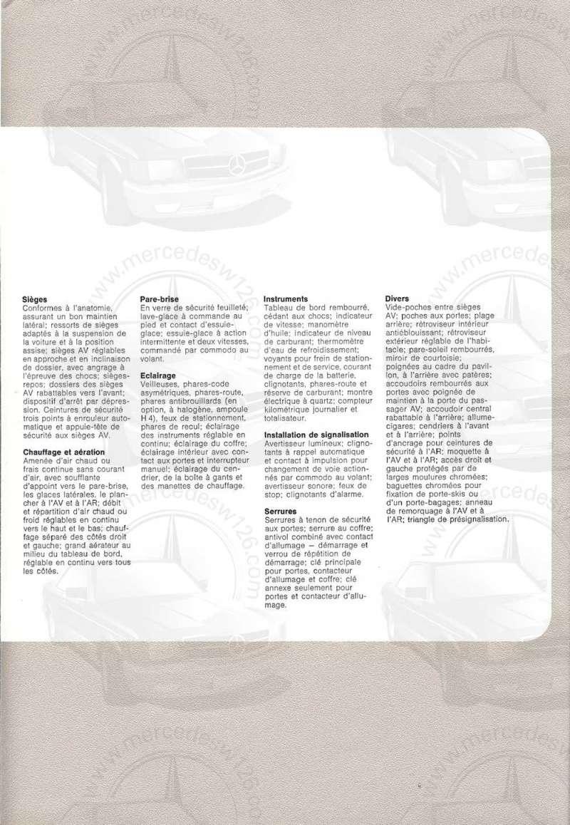 Catalogue de 1974 sur les W114 250 C, 280 C et 280 CE W114_c30