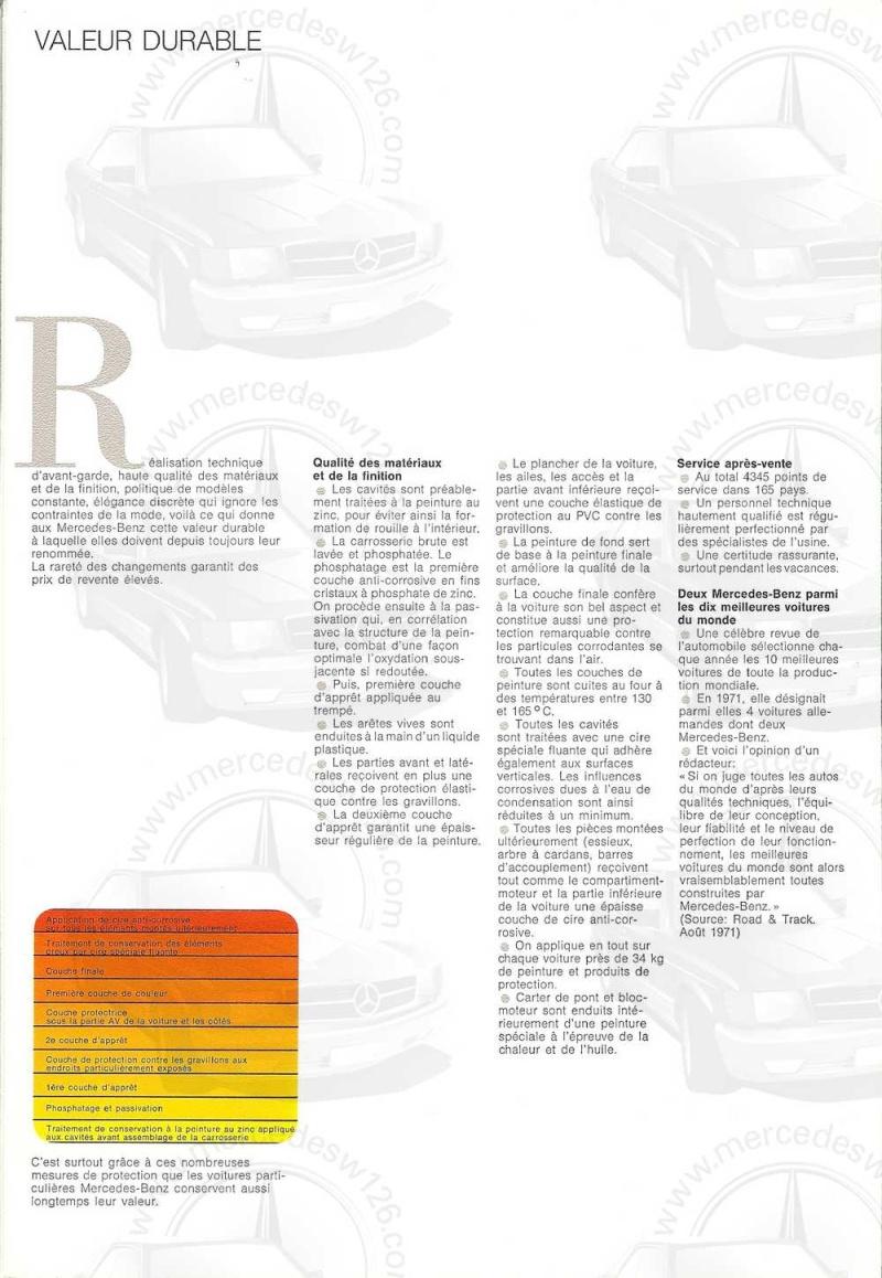 Catalogue de 1974 sur les W114 250 C, 280 C et 280 CE W114_c37