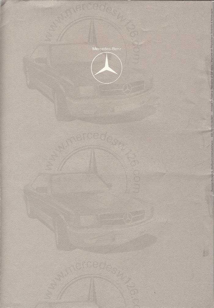 Catalogue de 1974 sur les W114 250 C, 280 C et 280 CE W114_c38
