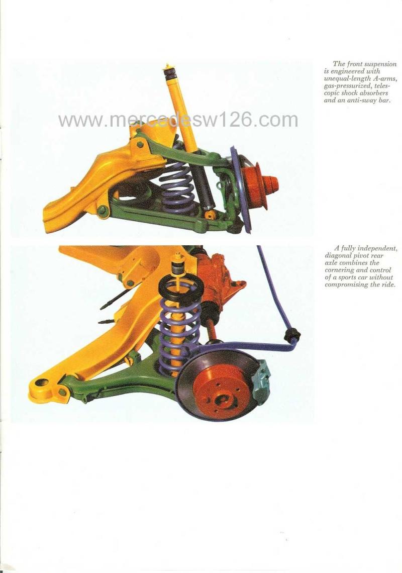 Catalogue de 1971 sur les Mercedes W114 & W115 version US W114_u11