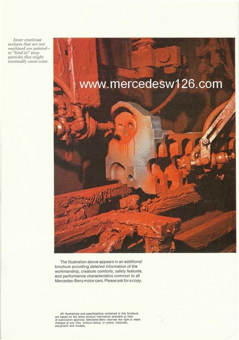 Catalogue de 1971 sur les Mercedes W114 & W115 version US W114_u26