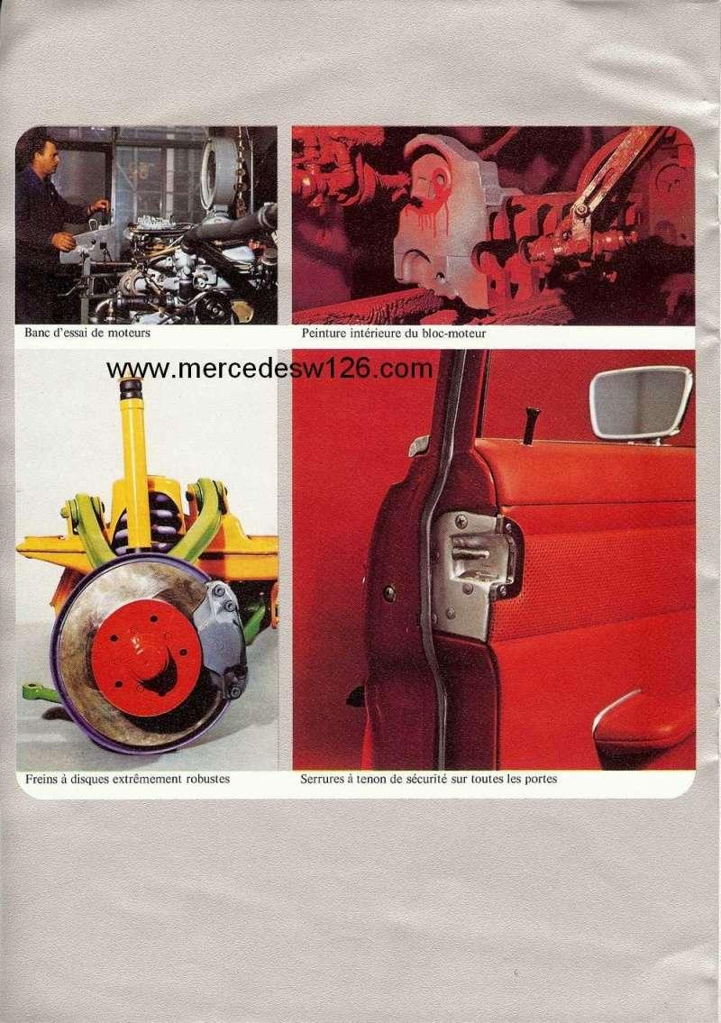 Catalogue de 1972 sur les W115 200 220 230 W115_126