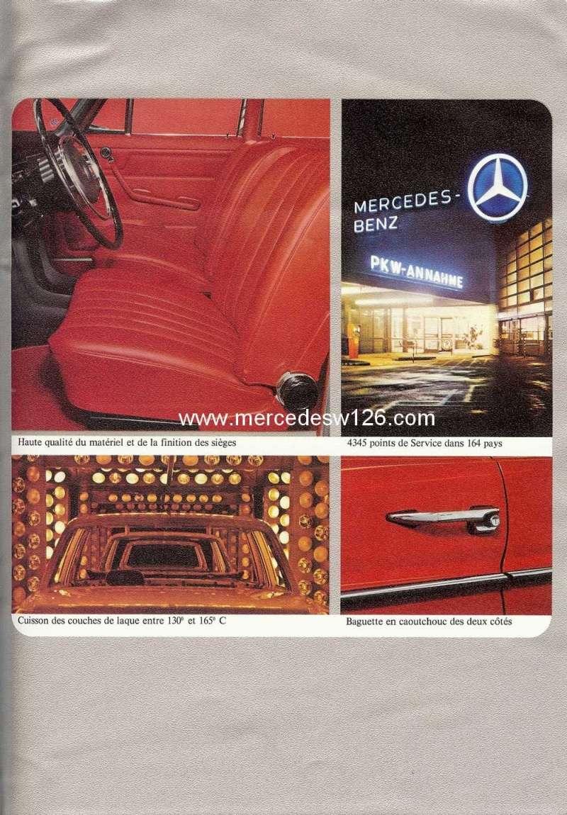 Catalogue de 1972 sur les W115 200 220 230 W115_128