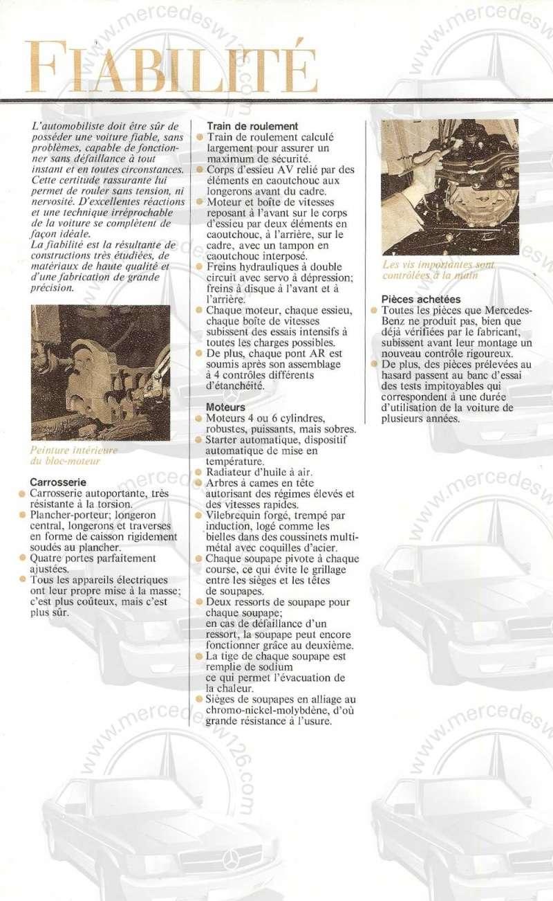 Catalogue de 1972 sur les W115 200 220 230 W115_135