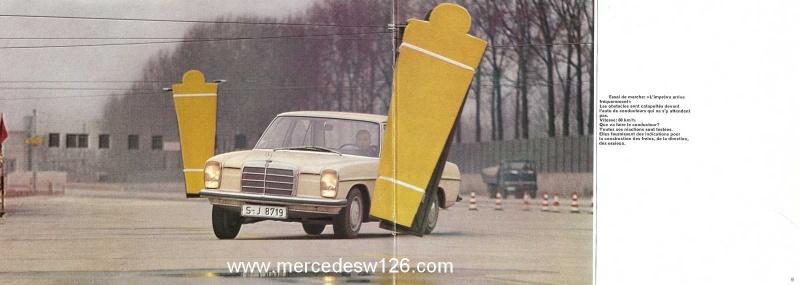 Catalogue de 1969 sur les W115 200 & 220 W115_245