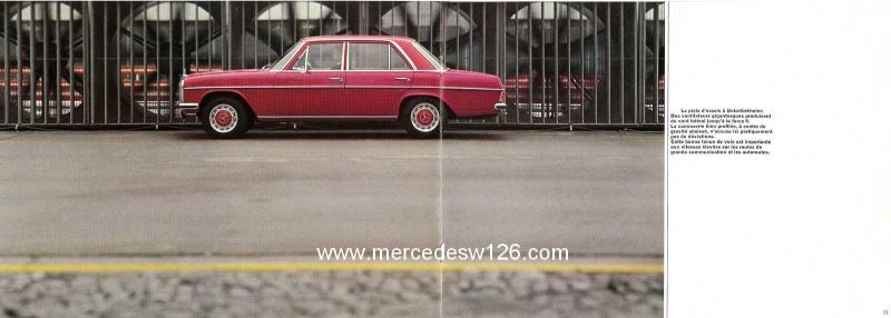 Catalogue de 1969 sur les W115 200 & 220 W115_248