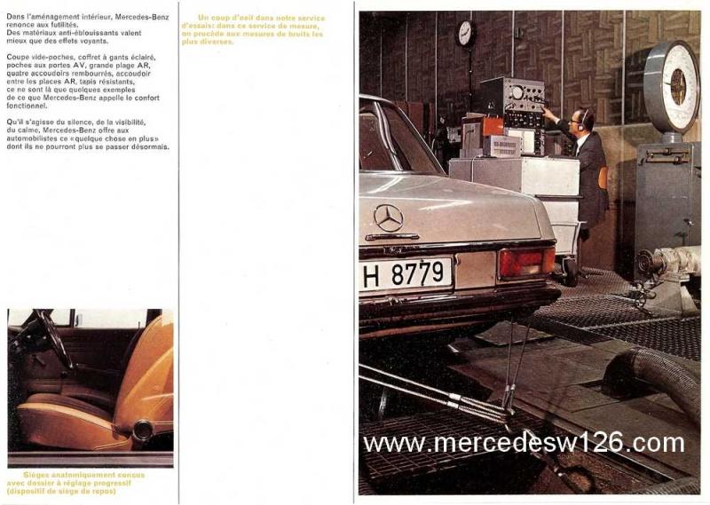 Catalogue de 1969 sur les W115 200 & 220 W115_253