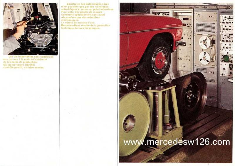 Catalogue de 1969 sur les W115 200 & 220 W115_254