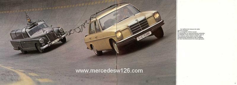 Catalogue de 1969 sur les W115 200 & 220 W115_259