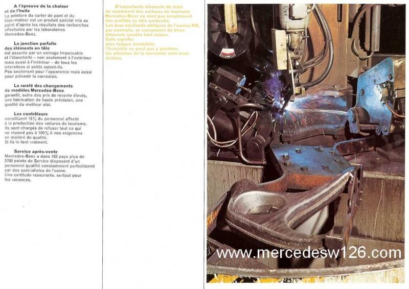 Catalogue de 1969 sur les W115 200 & 220 W115_260