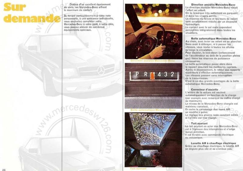 Catalogue de 1969 sur les W115 200 & 220 W115_263