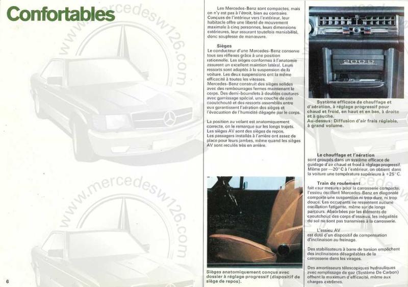 Catalogue de 1969 sur les W115 200 D & 220 D W115_266