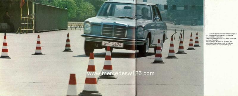 Catalogue de 1969 sur les W115 200 D & 220 D W115_268
