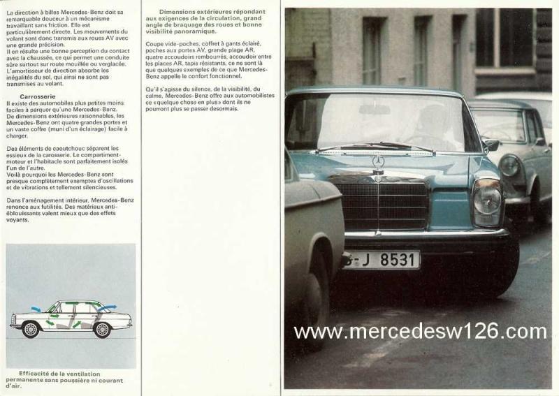 Catalogue de 1969 sur les W115 200 D & 220 D W115_270