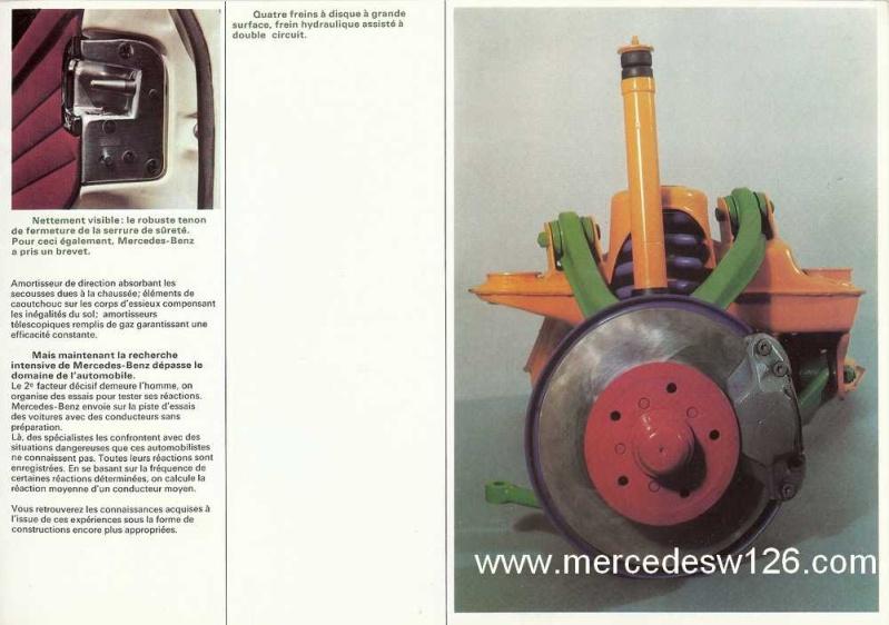 Catalogue de 1969 sur les W115 200 D & 220 D W115_272