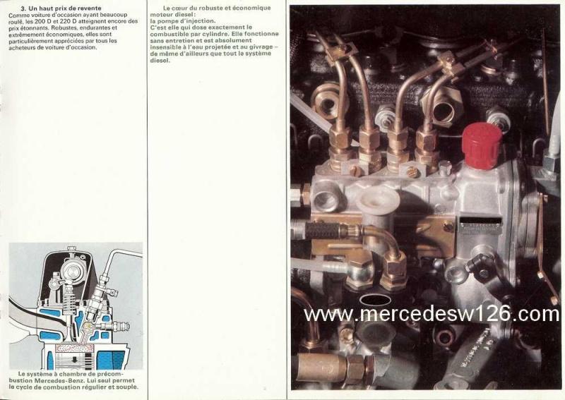 Catalogue de 1969 sur les W115 200 D & 220 D W115_273